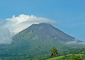 Blue Skies over Arenal Volcano