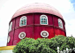 Red Dome of Alajuela Cathedral