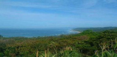 Ocean View Property for Development (Sold) - Costa Rica
