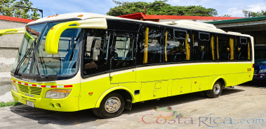 Hino Senior Coach 27 Seats - Costa Rica