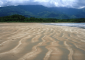 Deserted Beach at Ballena National Marine Park