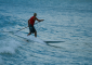 Stand Up Paddle Surfing in Pavones