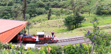 Monteverde Cloud Forest Train - Costa Rica