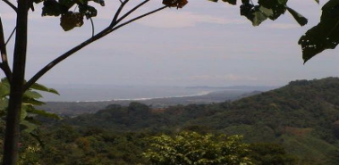 Ocean and Waterfall View Lot - Costa Rica