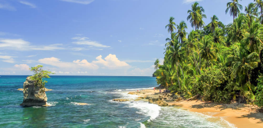 Caribbean Beaches & Surf Region - Costa Rica
