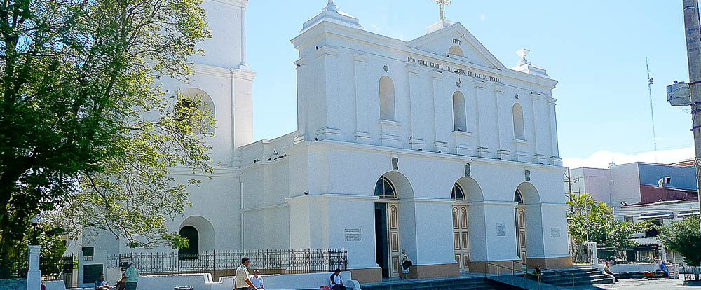 church heredia
