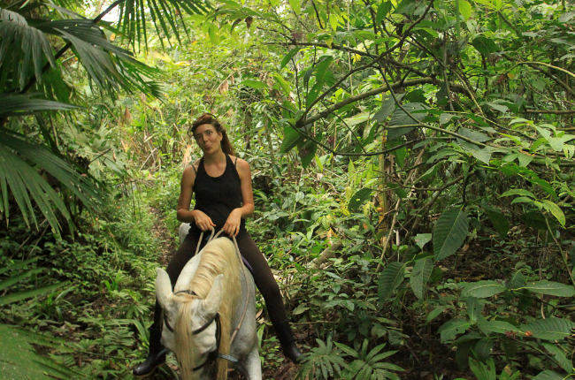 cahuita destination horse back ride 